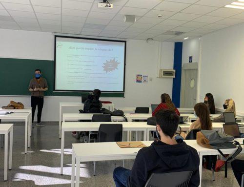 Paliativos sin fronteras en la Universidad de Deusto