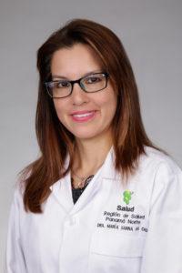 Dra. Maria Sabina Ah Chu Sánchez