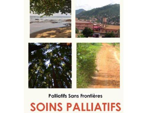 Nuevo libro de Paliativos sin Fronteras en Francés