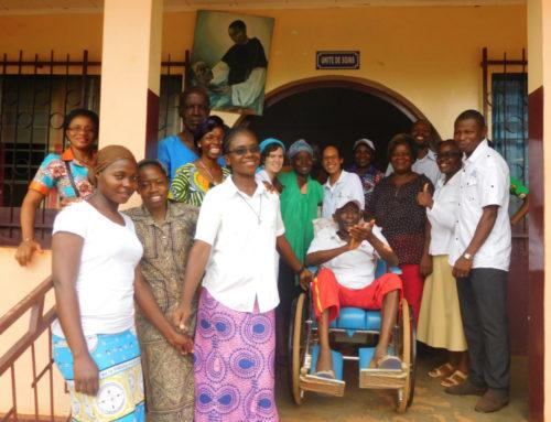 Unidad de Cuidados Paliativos en Camerún